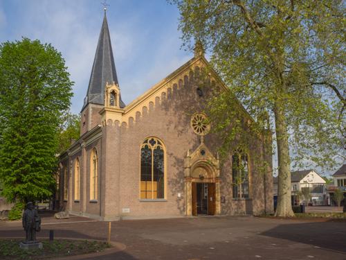 Dorpskerk Vaassen opent deuren