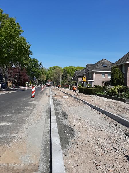 Afsluiting kruispunt Apeldoornseweg – Manegeweg – Krugerstraat Vaassen