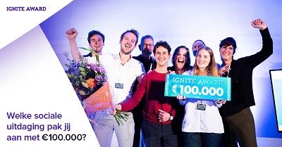 IGNITE Award daagt Gelderse en Overijsselse social startups uit