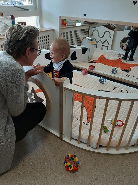 Zestien Babyspecialisten bij Kinderopvang Koppel-Swoe