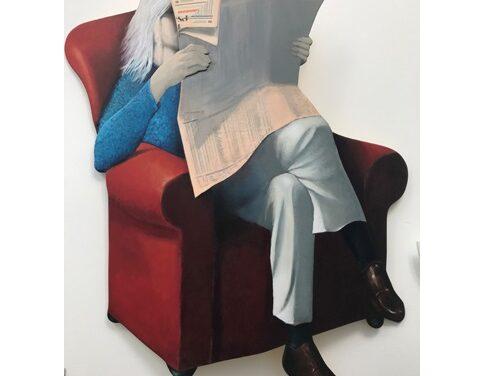 Harald Jassoy: het ontstaan van De Krantenlezer I en II