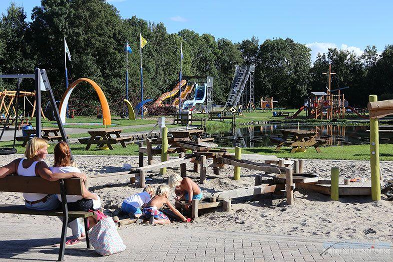 Speelpark 't Smallert v.a. woensdag 20 mei weer open.