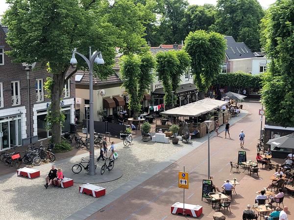 Tijdelijke voetgangersgebieden Epe en Vaassen: vragen en antwoorden