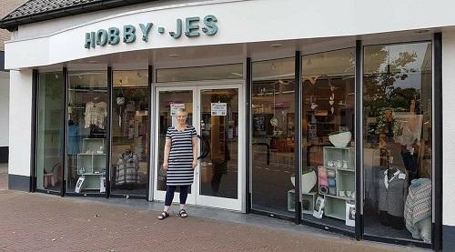 Hobby-Jes gaat weer open op vrijdag 3 juli