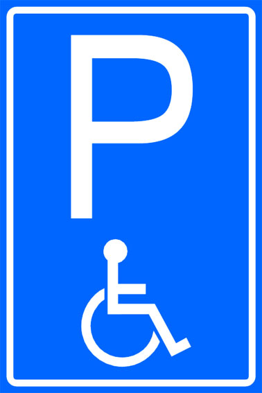 Extra invalidenparkeerplaatsen rond tijdelijke voetgangersgebieden