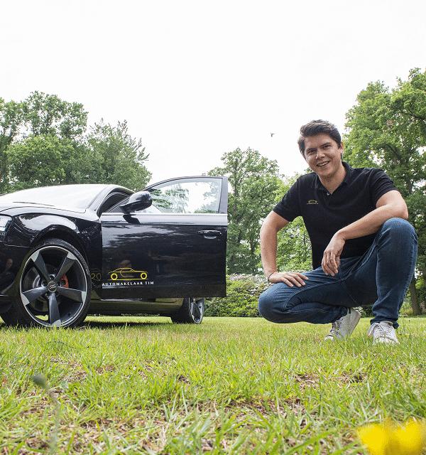 Eper ondernemer gestart als 'automakelaar'