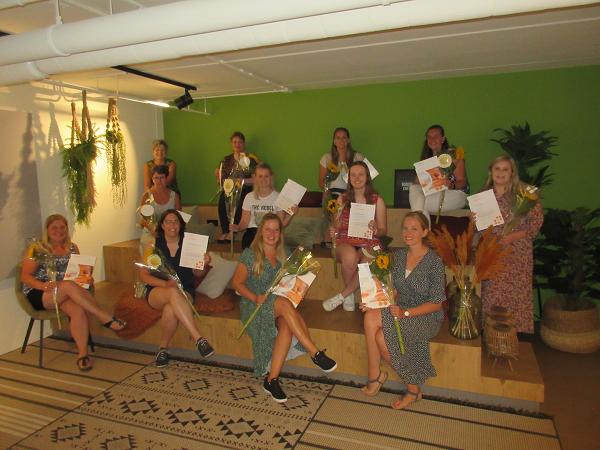 Pedagogisch medewerkers van KOM Kinderopvang behalen VVE-certificaat