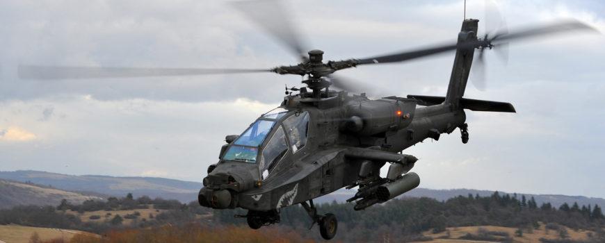 Donderdag 16 juli oefening Koninklijke Luchtmacht