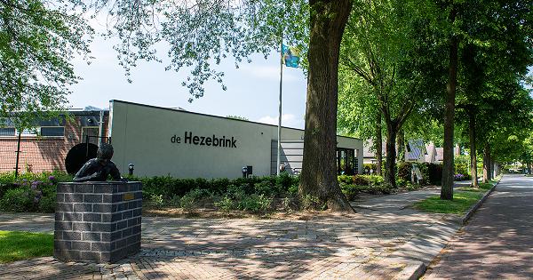 De Hezebrink vervangende trouwlocatie tijdens verbouwing gemeentehuis