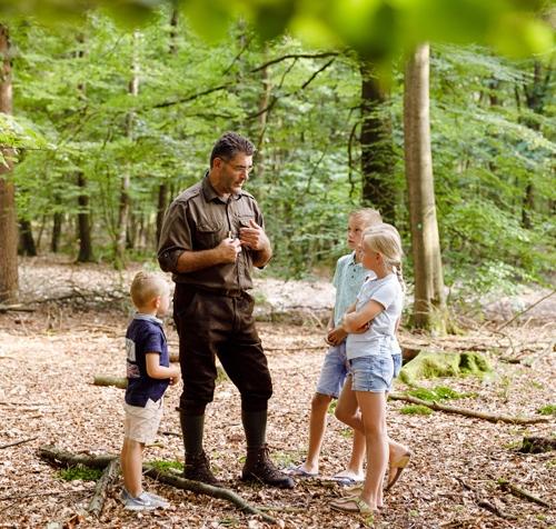 Kinderspeurtocht met Jan Niebeek