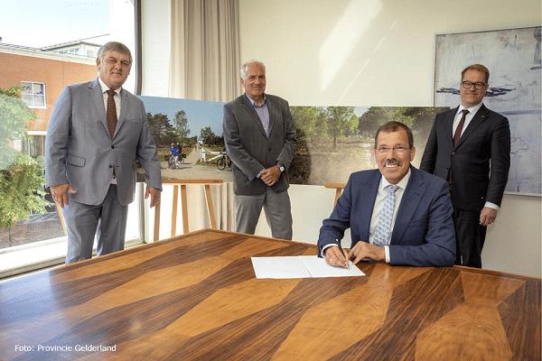 Goed nieuws vanuit rijk & provincie: ook Regio Deal Veluwe toegekend