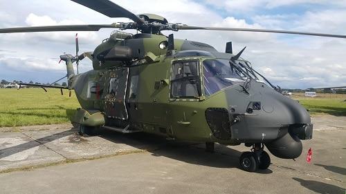 Defensie houdt helikopteroefeningen boven de Veluwe