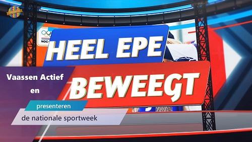 Winactie Nationale Sportweek!