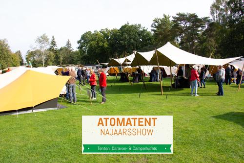 AtomatenT Najaarsshow 2020 op Camping de Zandhegge