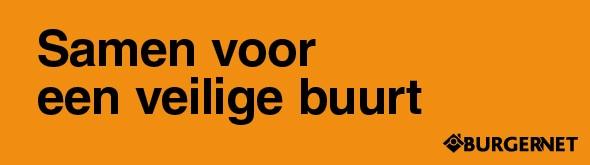 Burgernet vraagt uw aandacht voor het volgende;