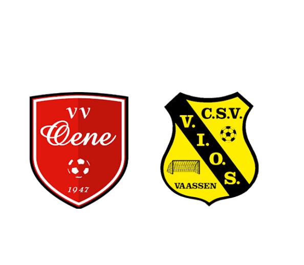 verslag voetbalderby Oene 1 – Vios Vaassen 1