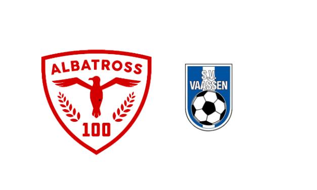 Verslag Albatross tegen SV. Vaassen