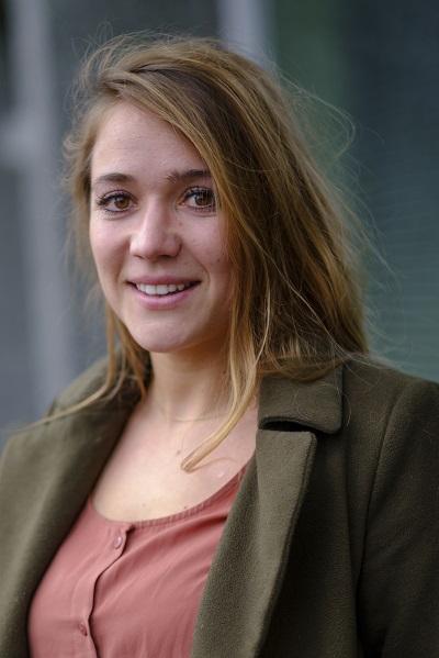 Kent u gebiedsregisseur Esther Groenwold al?