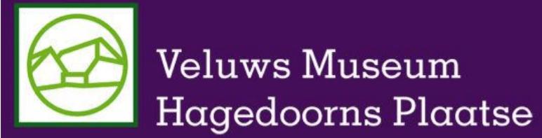 Beleefweekend Hagedoorns Plaatse 2020 GAAT NIET DOOR