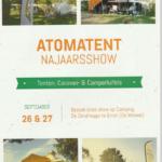 """Atomatent najaarsshow camping """"De Zandhegge"""" gaat aankomend weekend van start!"""