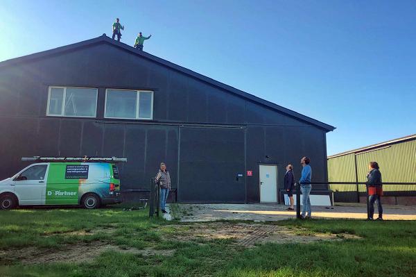 Grootste particuliere zonnepanelenproject van gemeente Epe gestart in Vaassen