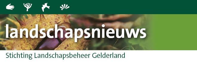 Landschapnieuws stichting landbouwbeheer Gelderland