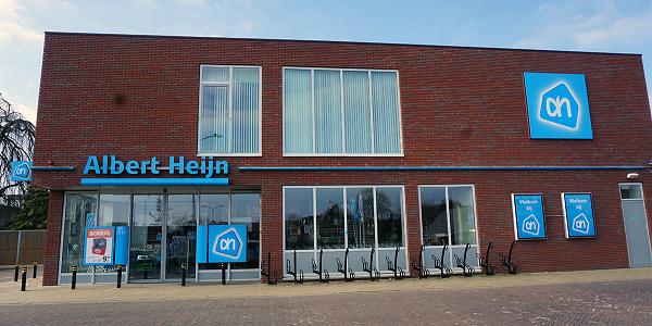 Aftrap Clubchoco actie bij Albert Heijn Vaassen