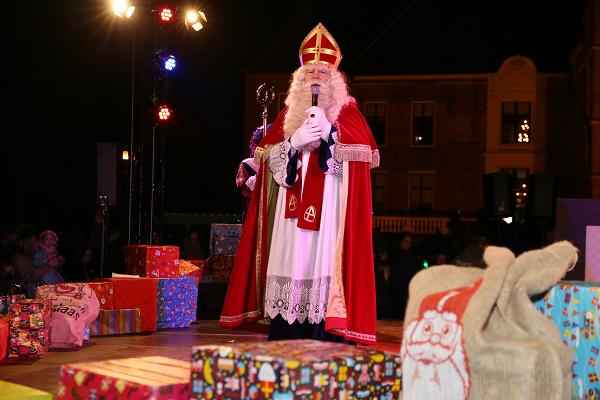Geen Sinterklaas intocht in Vaassen