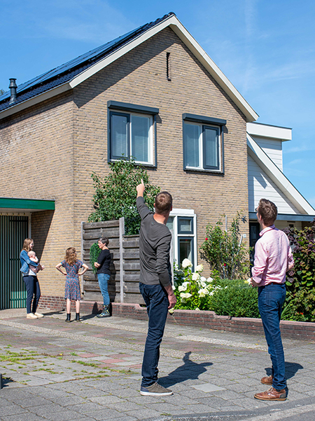 Platform Duurzame Huizen Route biedt online woningbezichtigingen aan