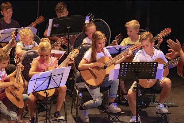 Regio Noord Veluwe kiest voor méér muziek in de klas