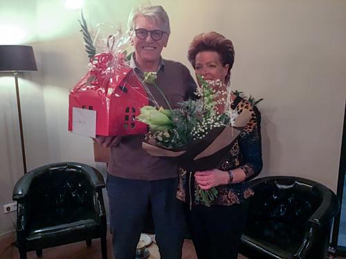 Jan en Jeanet van der Sluis stoppen 31 december a.s. als beheerdersechtpaar bij de Hezebrink
