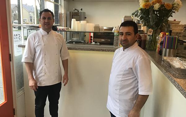 Livorno eerste pizzeria & grillroom sinds bestaan van Emst