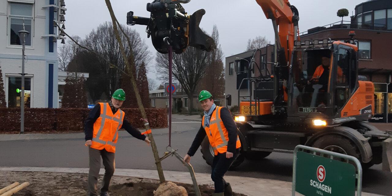 Herinrichting Apeldoornseweg afgerond