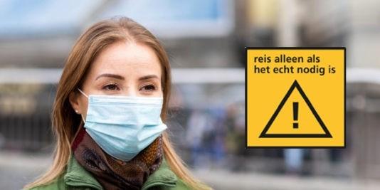 RRReis verlengt vakantiedienstregeling t/m 9 februari