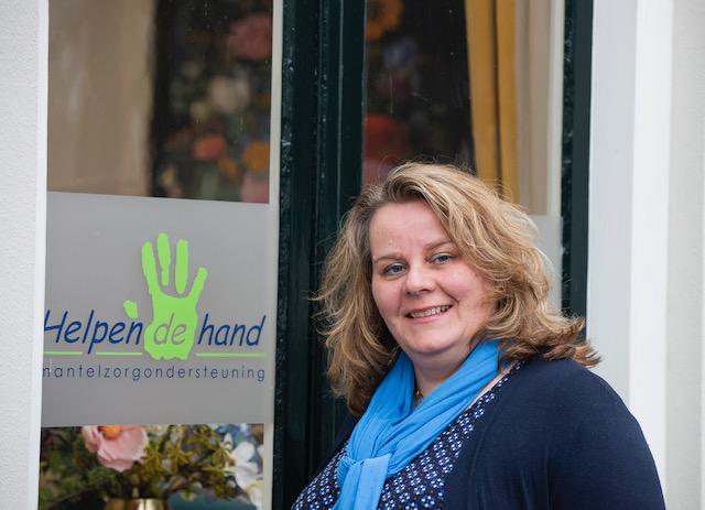 Helpende handen voor mantelzorgers