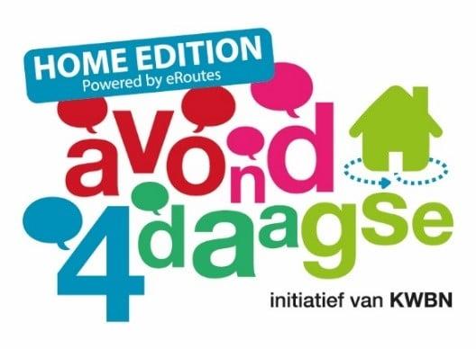 """Speeltuinvereniging de Kouwenaar """"Home Edition"""" maakt van Avond4daagse Vaassen een verantwoord feestje."""