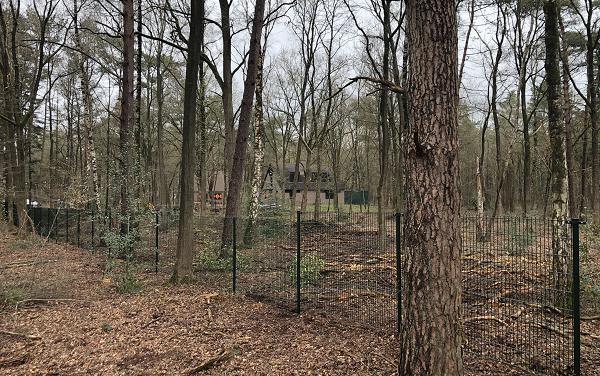 Vaassenaren verbazen zich over afgesloten bos