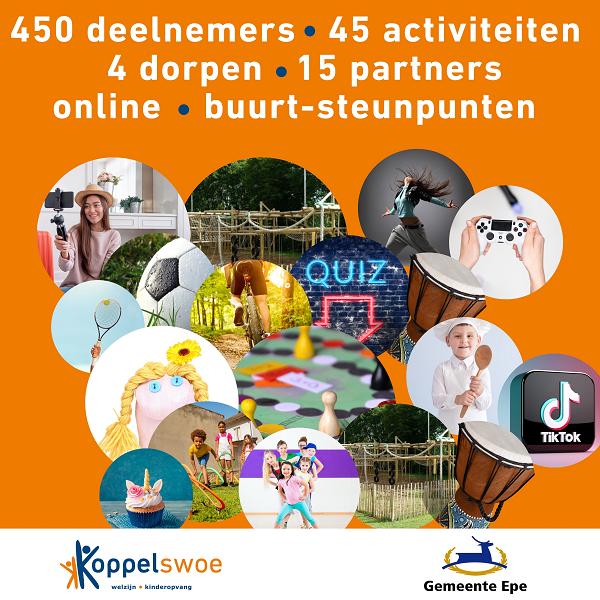 Gemeente Epe subsidieert jeugdactiviteiten via Koppel-Swoe