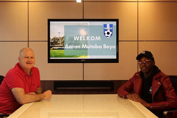 S.V. Vaassen heeft zich voor het seizoen 2021/2022 versterkt met Aaron Muteba Beya (18).