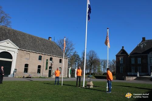Koningsdag 2021 in Vaassen