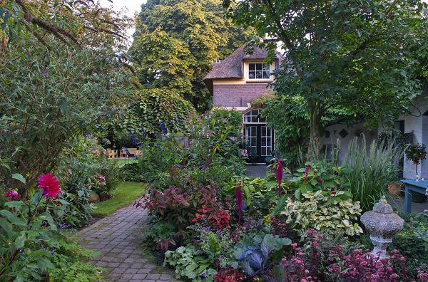 Nieuw Seizoen Tuinen De Roode Hoeve Nijbroek