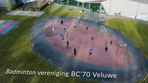 BC '70 Veluwe zoekt nieuwe leden