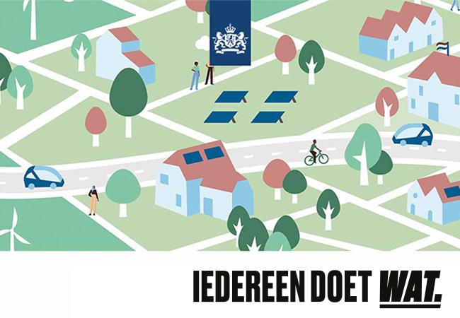 Overheid start RES campagne duurzame energie