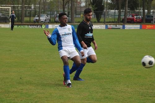 Oefenwedstrijd bij SV Vaassen