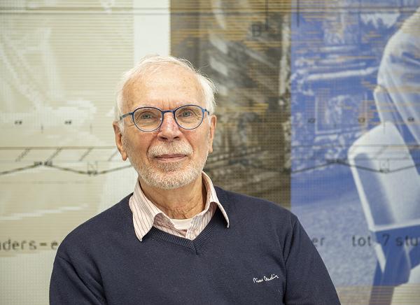 Leo Eland over vrijwilligers: 'Ze zijn de zenuwen, het gevoel, van de samenleving'