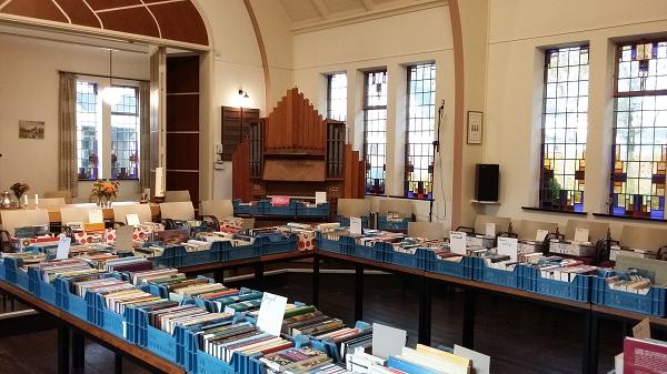 Boekenmarkten Vaassen