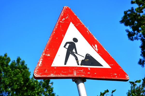 Groot onderhoud N794 kruispunt Eperweg Zwarteweg stilgelegd