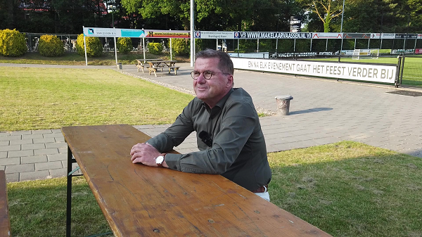 Op bezoek bij Wim Meuleman, voorzitter van KCVO Vaassen