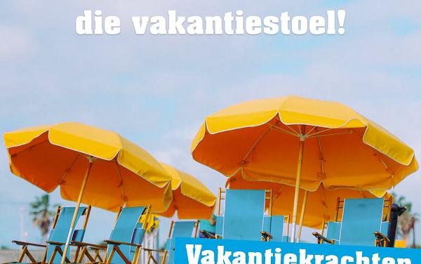Ben jij op zoek naar vakantiewerk? Erick Personeelsdiensten Vaassen zoekt jou!