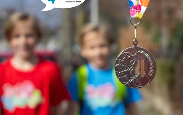 Home Edition Wandelvierdaagse 2021 van Vaassen 1 maand verlengd wegens succes.